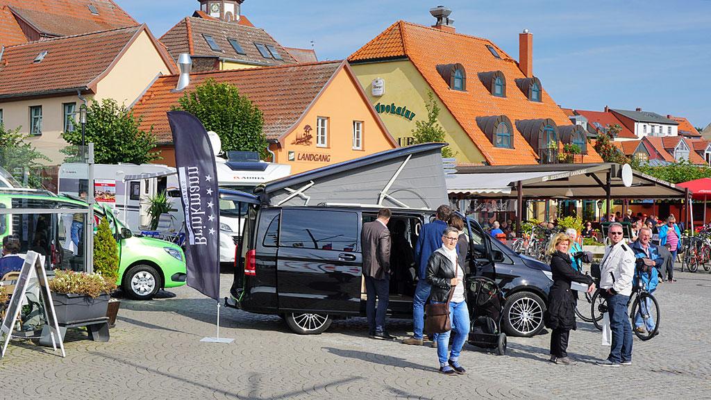 Warener Hafenerlebnistage - Autohaus Brinkmann