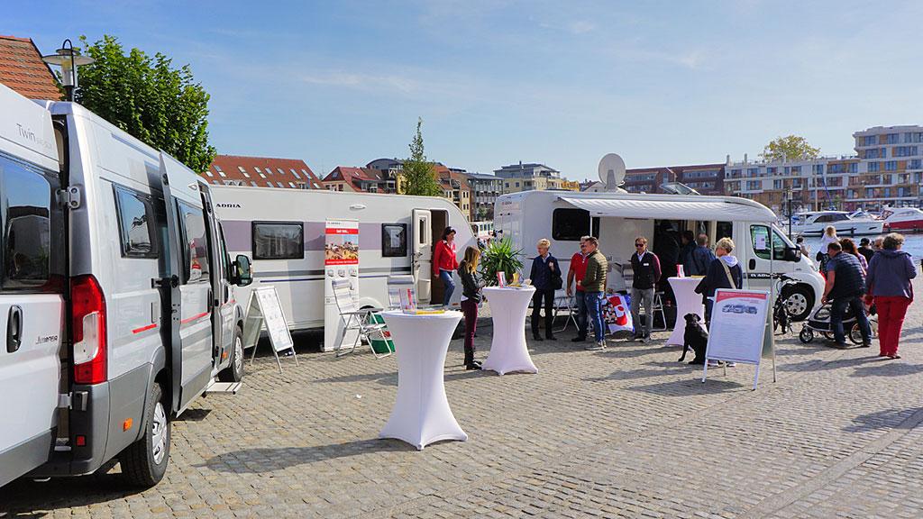 Warener Hafenerlebnistage - Caravan Center Dornbrack