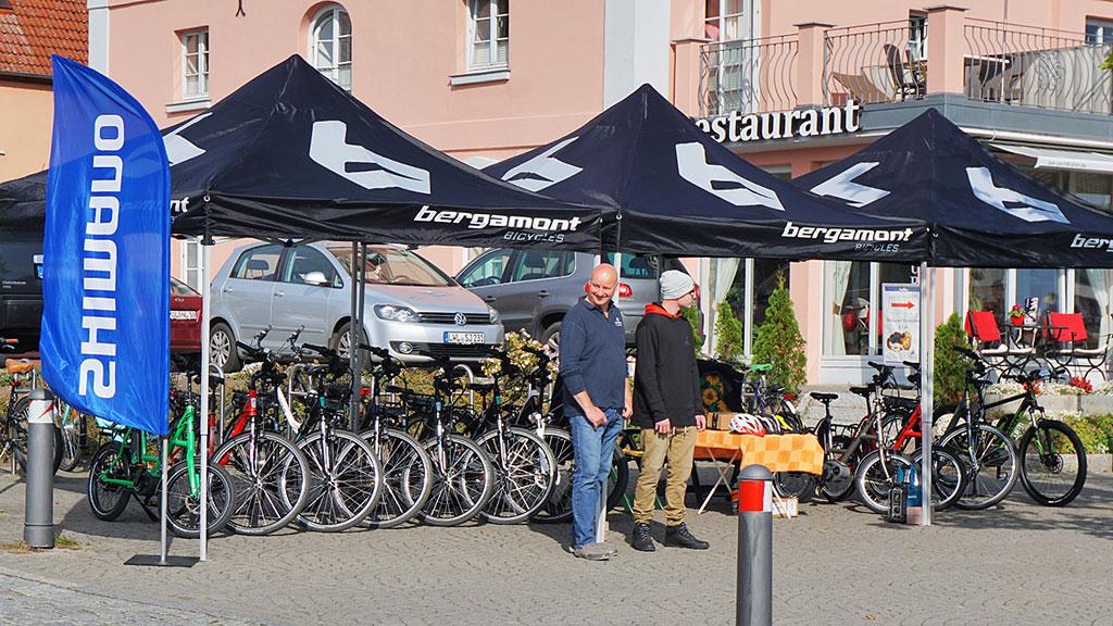 Warener Hafenerlebnistage - Fahrradhaus Hinrichs