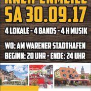 Warener Kneipenmeile 2017